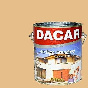 Tinta Acrilico Latex Standar Dacar 3,6 L Camurça