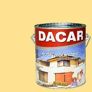 Tinta Acrilico Standard Dacar 3,6 Lts Vanilla