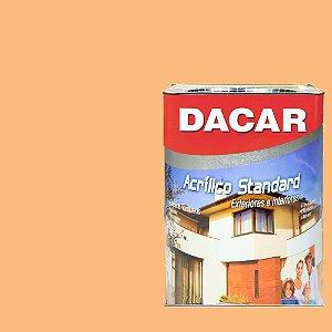 Tinta Acrilico Latex Standar Dacar 18 L Lírio