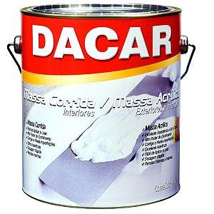 Massa Acrílica Dacar 3,6 Lts