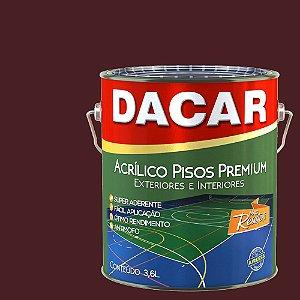 Tinta Piso Premium Dacar Marrom 900 Ml