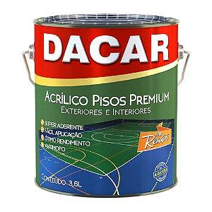 Tinta Piso Premium Dacar Branco 3,6 Lts