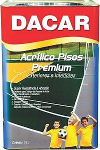 TINTA PISO PREMIUM DACAR C: BRANCO - 18 LTS