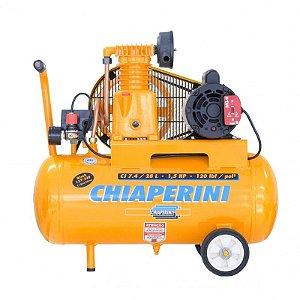 Compressor De Ar 28 Litros Bivolt Chiaperini