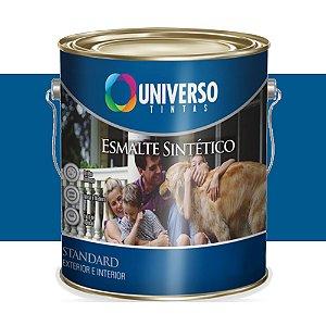 Tinta Universo Esmalte Sintetico Stand Azul Franca 900ml