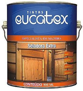 Seladora Extra Para Madeira Eucatex 900 Ml