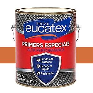 Zarcão Fundo Anti-corrosivo Eucatex 3,6 Lts