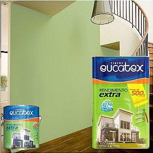 Tinta Acrílico Rendimento Extra Verde Kiwi 3,6l Eucatex