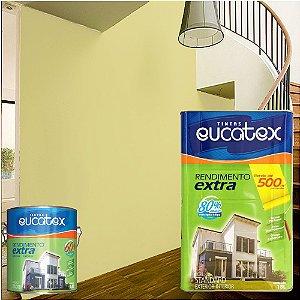 Tinta Acrílico Rendimento Extra Marfim 3,6l Eucatex