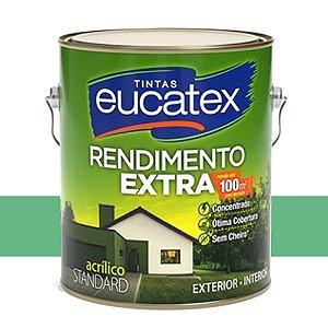 Tinta Acrílico Rendimento Extra Angra 36 Lts Eucatex