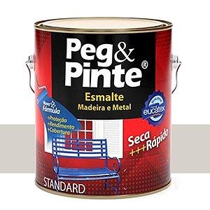 Tinta Esmalte Sint Peg & Pinte Gelo 0,9 L Eucatex