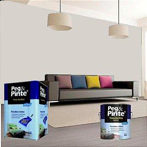 Tinta Acrílica Eucatex Peg & Pinte 18 Litros Gelo