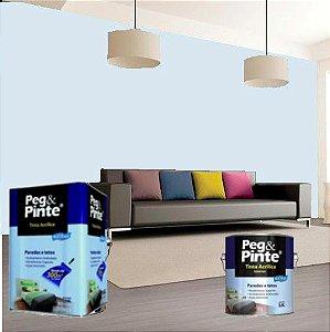 Tinta Acrílica Eucatex Peg&pinte 3,6 Litros Oceanic