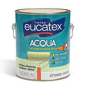 TINTA EUCATEX EPOXI/EPOXI COR : BRANCA - 0,9 LT