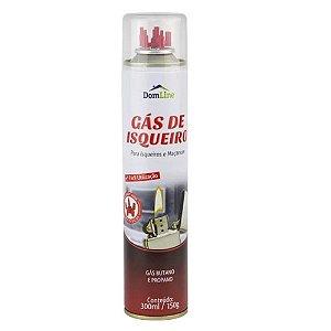 GAS DE ISQUEIRO 5 PONTAS 300 ML / 150 GRS - 0210018