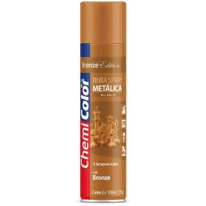 TINTA SPRAY CHEMICOLOR 400 ML U.G - METALICA BRONZE 0680186