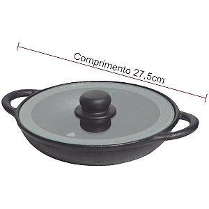 PANELA PARMEGIANA C/ TAMPA VIDRO Nº 20 - REF 905