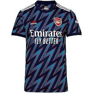 Camisa Arsenal III 2021/22 – Masculina