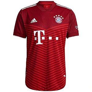 Camisa Bayern de Munique I 2021/22 – Masculina