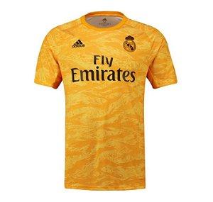 Camisa Real Madrid Goleiro - 2019/2020 – Masculina