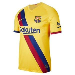 Camisa Barcelona II 2019/2020 – Masculina