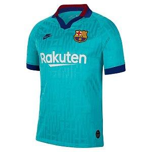 Camisa Barcelona III 2019/2020 – Masculina