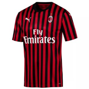 Camisa Milan I 2019/20 - Masculina