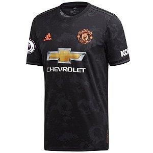 Camisa Manchster United III 2019/2020 – Masculina