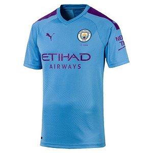 Camisa Manchester City I 2019/2020 – Masculina