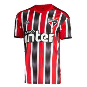 Camisa São Paulo II 2020/21- Masculina