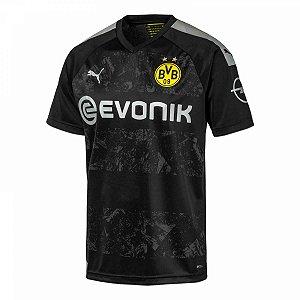 Camisa Borussia Dortmund II 2019/2020 – Masculina