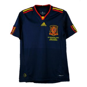 Camisa Espanha Retrô Final Copa do Mundo 2010 - Masculina