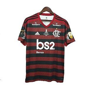 Camisa Flamengo Final Libertadores 2019 - Masculina