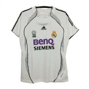 Camisa Real Madrid Retrô 2006/07 - Masculina