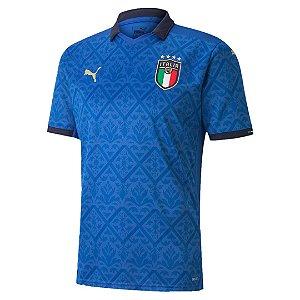 Camisa Itália I 2020/21 – Masculina