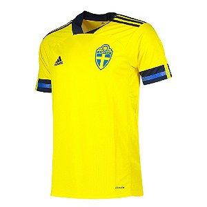 Camisa Suécia I 2020/21 – Masculina