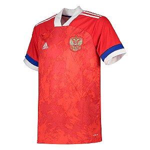 Camisa Rússia I 2020/21 – Masculina