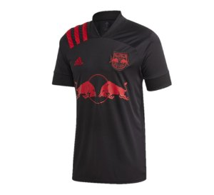 Camisa New York Red Bulls II 2020/21 - Masculina