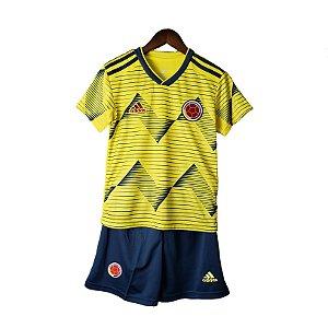 Conjunto Infantil Colômbia I 2019 – Masculino
