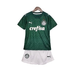 Conjunto Infantil Palmeiras I 2020/21 – Masculino