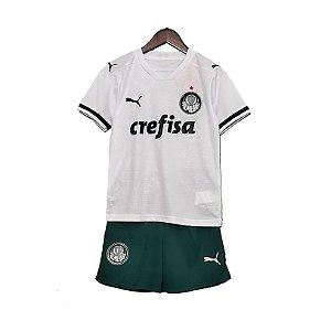 Conjunto Infantil Palmeiras II 2020/21 – Masculino