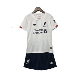 Conjunto Infantil Liverpool II 2019/20 – Masculino