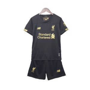 Conjunto Infantil Liverpool Goleiro 2019/20 – Masculino