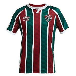 Camisa Fluminense I 2020/21 - Masculina