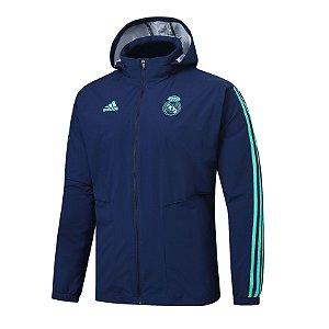 Corta Vento Real Madrid III 2019/20 - Masculino