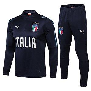 Tracksuit Itália I 2018/19 - Masculino