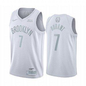 Camisa Brooklyn 7 White Edição MVP - Masculina