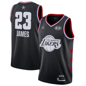 Camisa Lakers 23 Black All-Star - Masculina