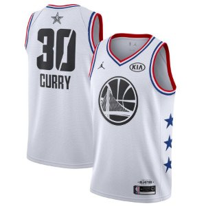 Camisa Warriors 30 White All-Star - Masculina