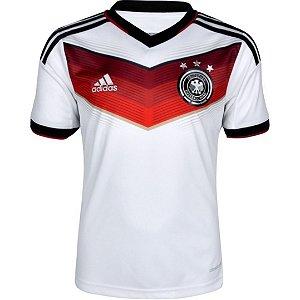 Camisa Alemanha Retrô I 2014 - Masculina